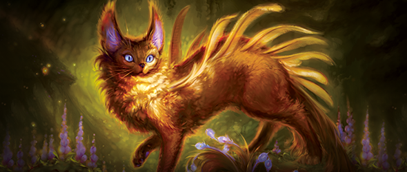 See how House Shadows and House Untamed have evolved in today's preview of KeyForge: Age of Ascension! #KeyForge http://fal.cn/AOoX