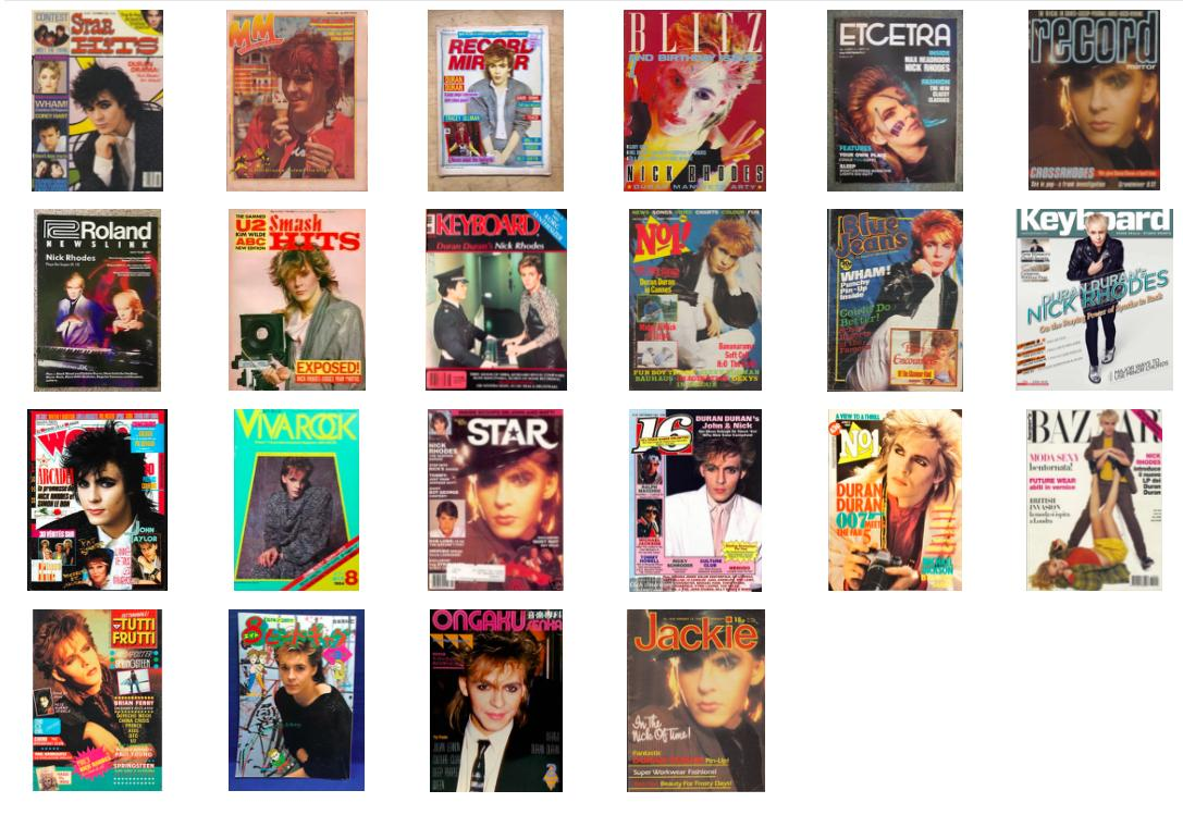 Nick loved this Collector's Corner so much he send us some more mag covers to post!<br>http://pic.twitter.com/ElYWorIa9d
