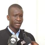 Image for the Tweet beginning: Me Bamba Cissé, avocat à