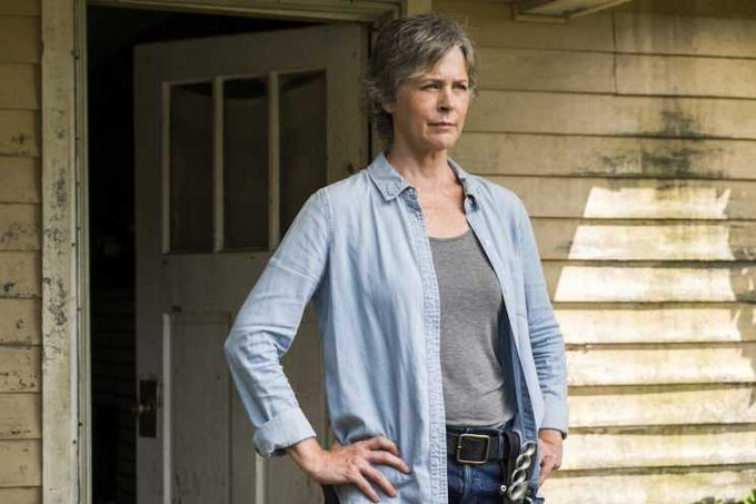 Happy 54th birthday to THE WALKING DEAD and THE MIST star Melissa McBride (