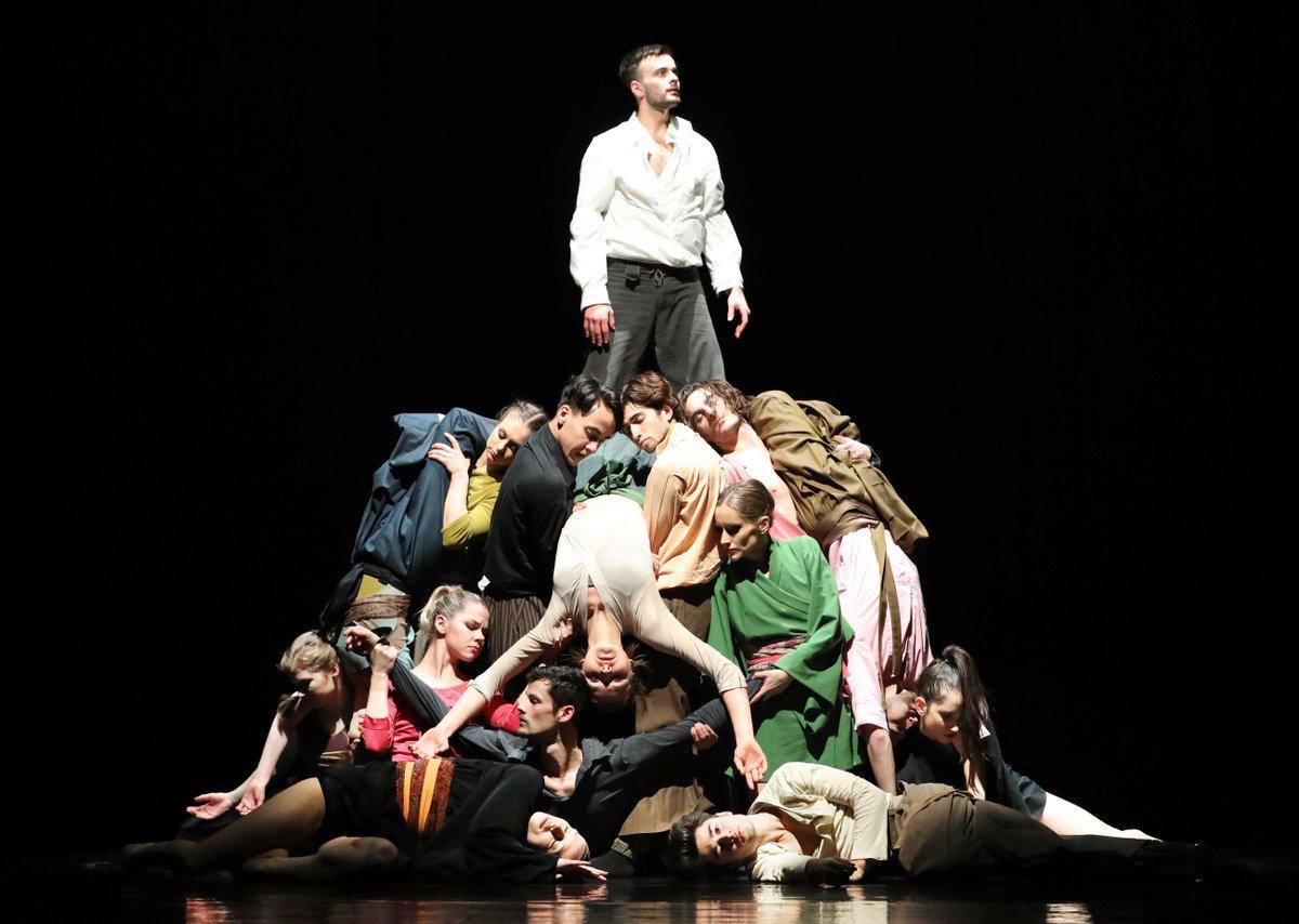 toitoitweet > dansers LEVE LARBI > geniet in #Nijmegen vanavond @SchouwburgNMGN > introdans.nl/leve-larbi #lastshow