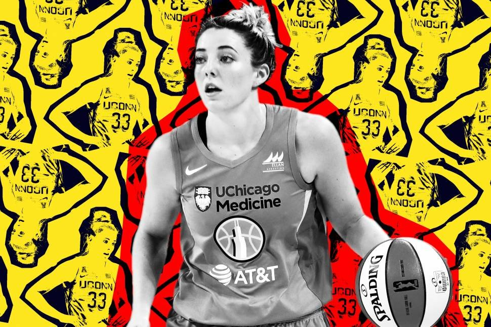 Katie Lou Samuelson has played with a fractured foot, an ankle holding on by a string and a near-broken back. She even showed up to our interview with a black eye. Here's my story about the WNBA's toughest rookie. https://bleacherreport.com/articles/2837407-katie-lou-samuelson-has-some-unfinished-business …