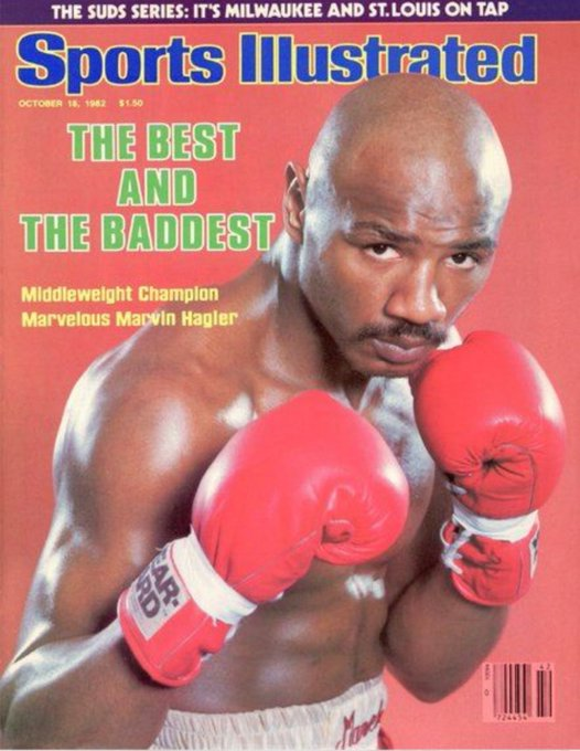 Happy 65th birthday to the Brockton legend, the one and only Marvelous Marvin Hagler!
