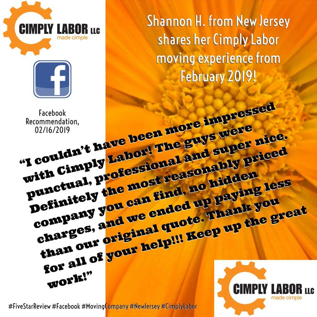 Cimply Labor LLC's photo on #thursdaymorning