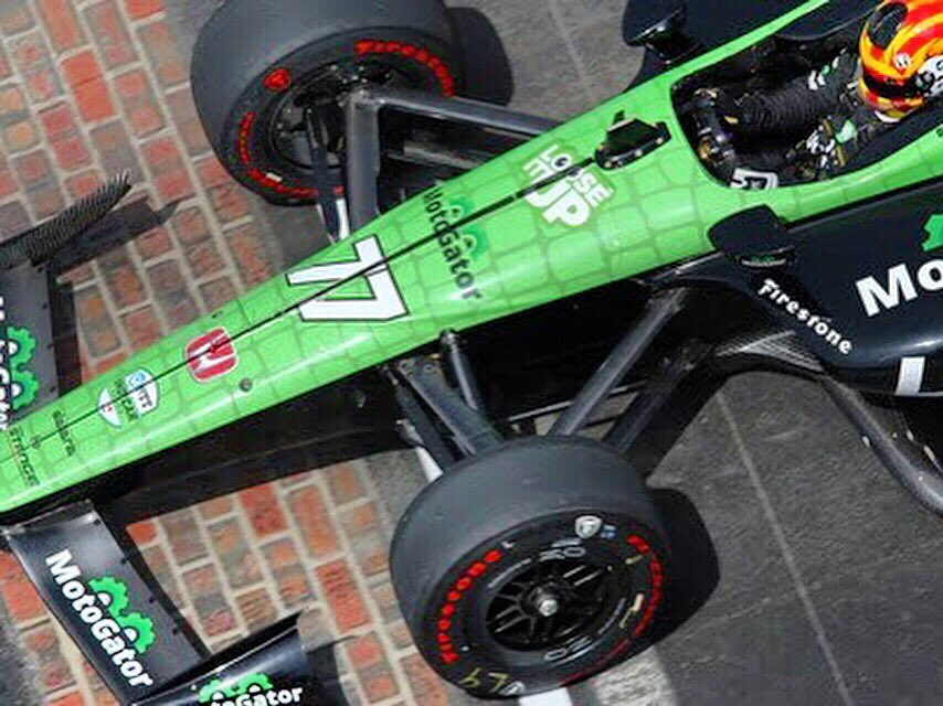 Just announced! @Motogator1 will be the title sponsor of the @MillerLite Carb Day Pit Crew Competition! May 24, 2:05 pm. @IMS #ThisIsMay #INDYCAR #indy500