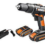 Image for the Tweet beginning: Worx Impact Driver and Hammer