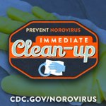 Image for the Tweet beginning: Keep camp fun! Norovirus spreads