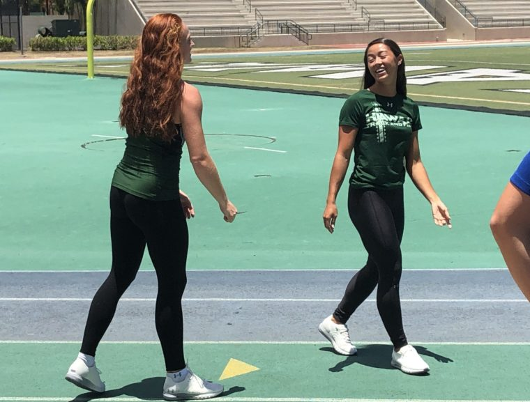 From @Brian_McInnis: NCAA West Preliminary track and field competition is underway for #HawaiiTF athletes Kristen LaCosse (400m hurdles) and Alexis Brenzil (javelin). You can read a little about them here.   https://www. hawaiiwarriorworld.com/court-sense/ha waii-track-and-field-2-athletes-ready-for-ncaa-west-regional/ &nbsp; … <br>http://pic.twitter.com/yIqolYNyeq