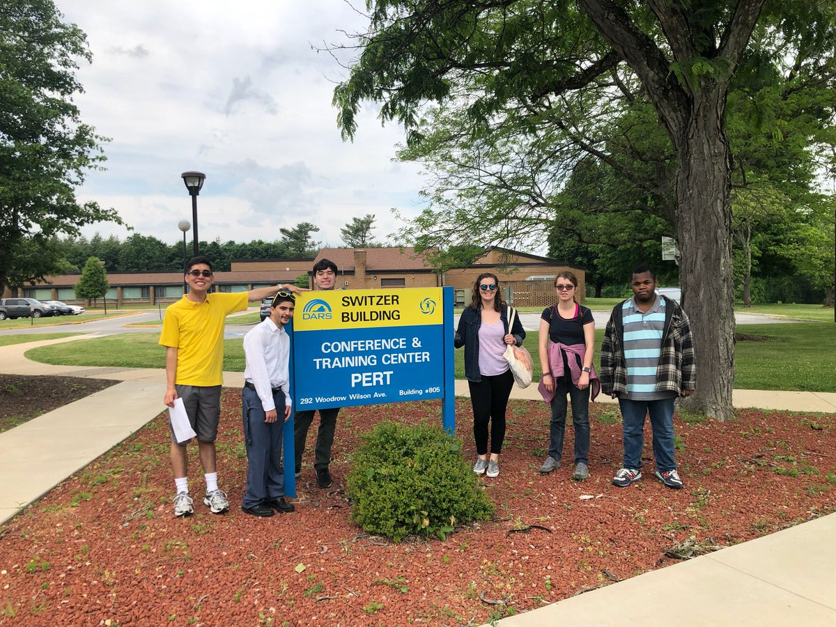 Some of our current (and future) PEP students had a great time touring PERT today! They even ran into another current student who will be there for a couple of months. <a target='_blank' href='http://search.twitter.com/search?q=PEPtransitions'><a target='_blank' href='https://twitter.com/hashtag/PEPtransitions?src=hash'>#PEPtransitions</a></a> <a target='_blank' href='http://twitter.com/ACC_Partners'>@ACC_Partners</a> <a target='_blank' href='http://twitter.com/ArlingtonSEPTA'>@ArlingtonSEPTA</a> <a target='_blank' href='http://twitter.com/APSCareerCenter'>@APSCareerCenter</a> <a target='_blank' href='http://twitter.com/elcornett'>@elcornett</a> <a target='_blank' href='https://t.co/BitHtDZTF1'>https://t.co/BitHtDZTF1</a>