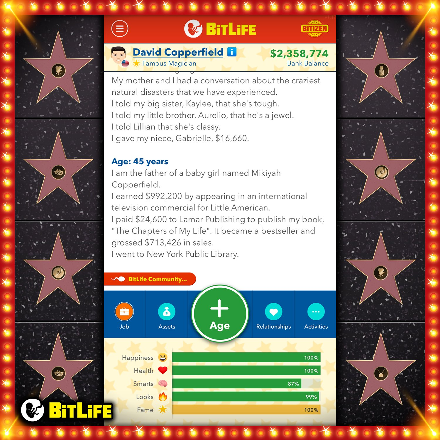 """BitLife on Twitter: """"🌟 Have our Bitizens figured out every career"""
