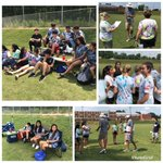 Image for the Tweet beginning: Field Day Fun at WLAMS!