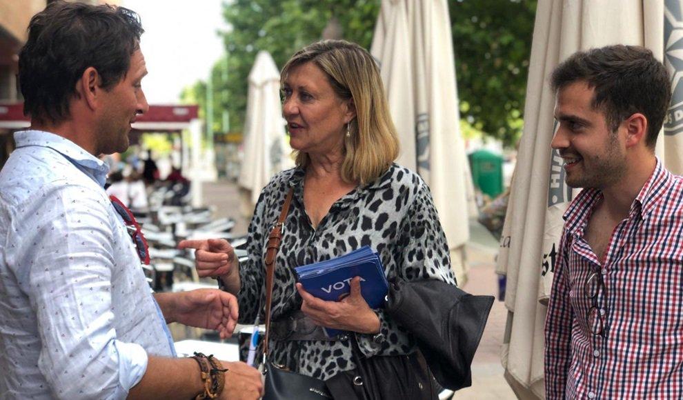 👶 @PilardelOlmo plantea una segunda escuela infantil en Covaresa, ya que Puente no ha hecho mucho por la conciliación bit.ly/2wcEazY