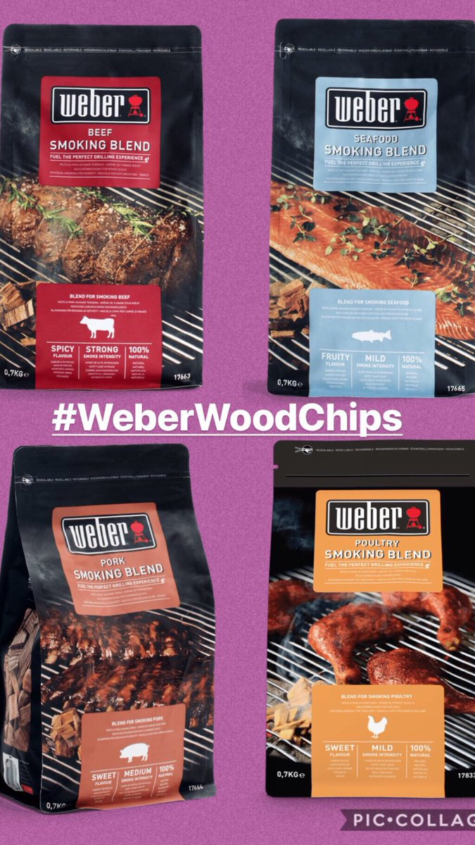 Which Weber wood chips will you be using this weekend, we have a full range in stock Hickory, Beech, Apple &amp; even the specialty styles for beef, seafood, pork and poultry. They will enhance any BBQ, ask our in-store experts on how to use them. #weber #BBQ<br>http://pic.twitter.com/pcpDKj3hKB