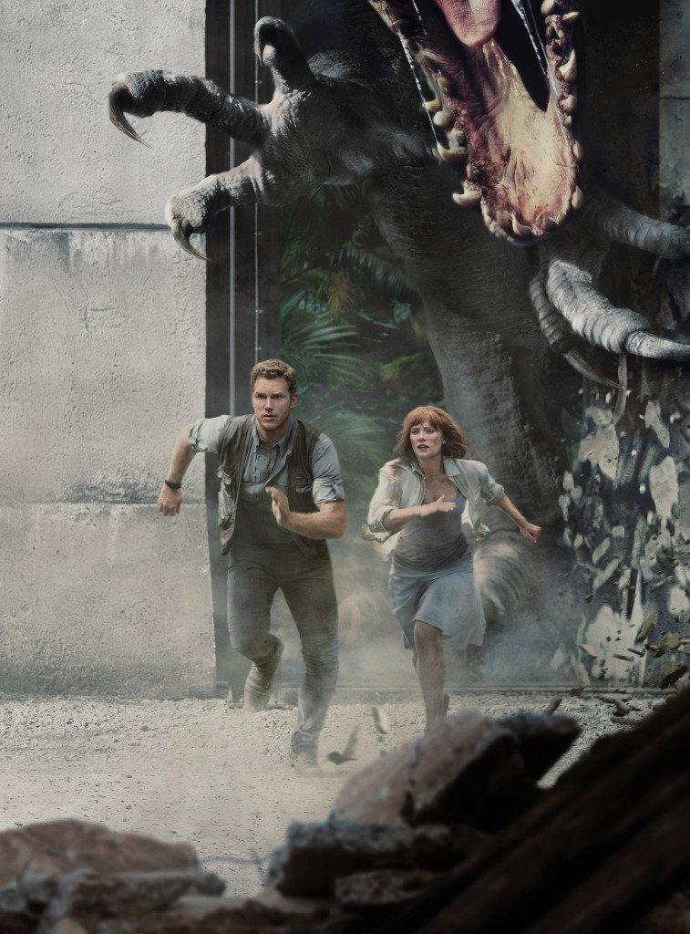 #NEWS Chris Pratt and Bryce Dallas Howard to reprise their roles in Universal's'Jurassic World'ride @BryceDHoward @prattprattpratt  https:// ew.com/movies/2019/05 /23/jurassic-world-ride-features-chris-pratt-bryce-dallas-howard-bd-wong &nbsp; … <br>http://pic.twitter.com/J6rnzQq0fo