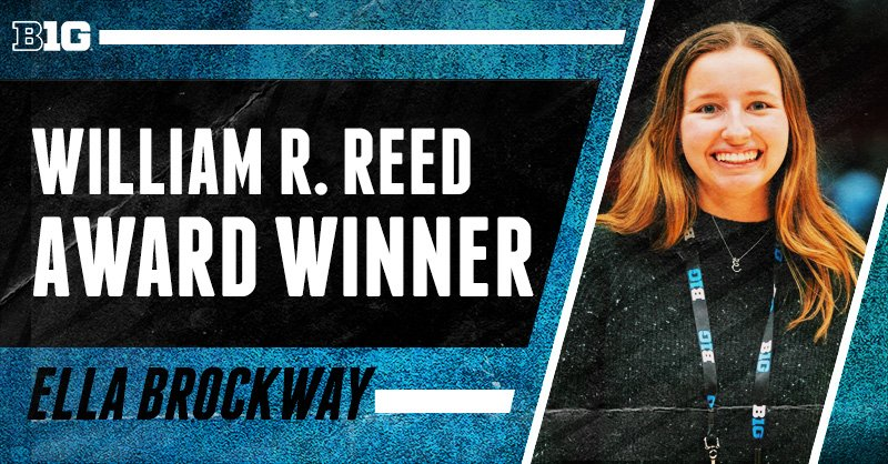 Congratulations to Ella Brockway of @NorthwesternU & @MedillSchool on being named the 2019 William R. Reed Award Winner, presented to a student journalist at a Big Ten campus: http://bit.ly/2JXN78h