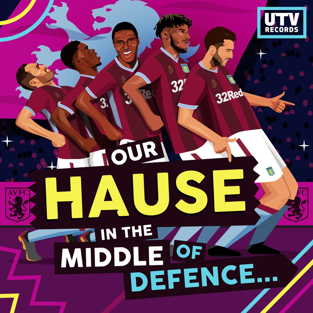 """""""I love the chant. It gives me a boost and extra motivation!""""   He may not have been involved too much of late as he's battled back to fitness, but in the latest look at musical tributes this season, @Kortney_30 thanks YOU for making him feel at home!  #PartOfThePride #AVFC<br>http://pic.twitter.com/rvq5Rt4q5V"""