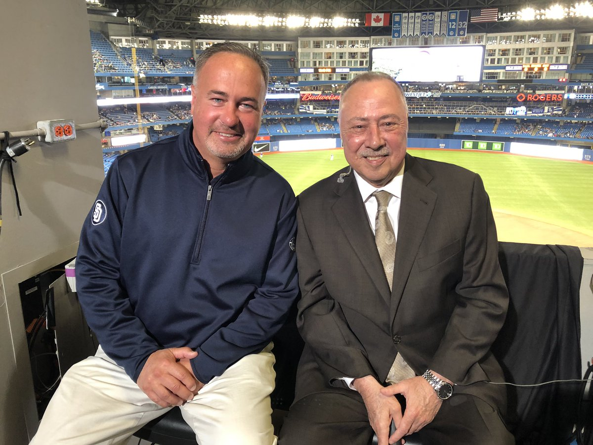 Great spending time with one my closest friends today. @Jerry_Remy.  #Dontourage.