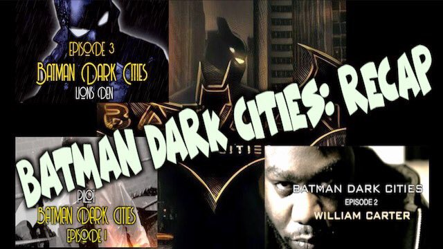 batman dark cities (@dark_cities) | Twitter