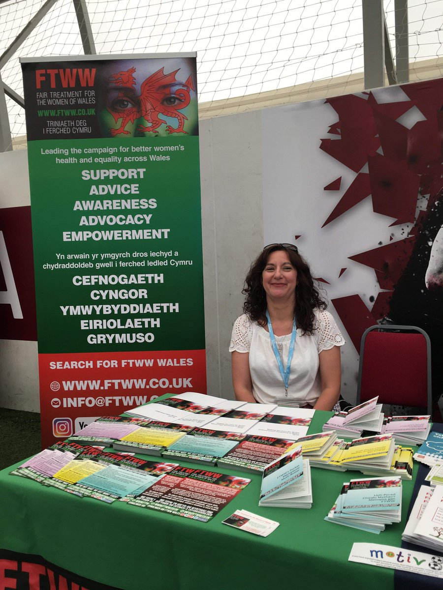 #FTWW was at @MOTIV8NWWALESp today, a great event to improve #health and #wellbeing, in #ColwynBay.Thanks to Samantha and Amy for representing!#motiv8 #WomensHealth #mentalhealth  #NorthWales @nwalestweetsuk @NWalesDragons @NWPioneer