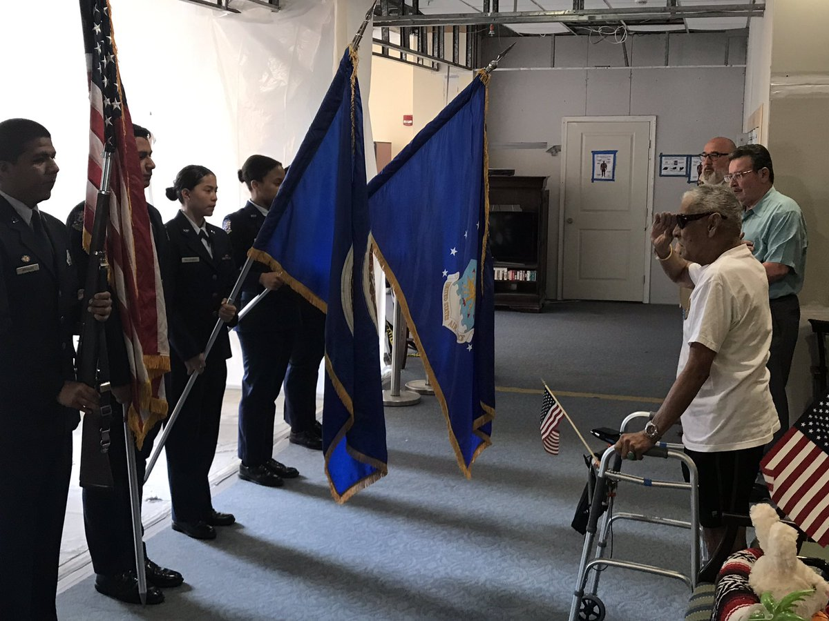 Beautiful and very meaningful Memorial Day Color Guard at CulpepperGarden today—all the practice yesterday paid off <a target='_blank' href='http://search.twitter.com/search?q=APSisAwesome'><a target='_blank' href='https://twitter.com/hashtag/APSisAwesome?src=hash'>#APSisAwesome</a></a> <a target='_blank' href='http://twitter.com/APSCareerCenter'>@APSCareerCenter</a> <a target='_blank' href='https://t.co/cCYDU8e1GV'>https://t.co/cCYDU8e1GV</a>