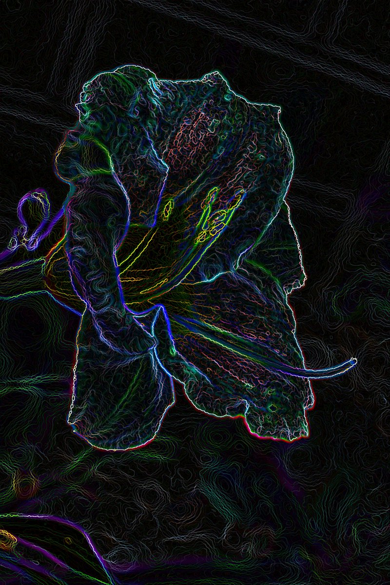 Short classes after testing but finding time for some experimentation in Photoshop! @grcollegiate @grc_art