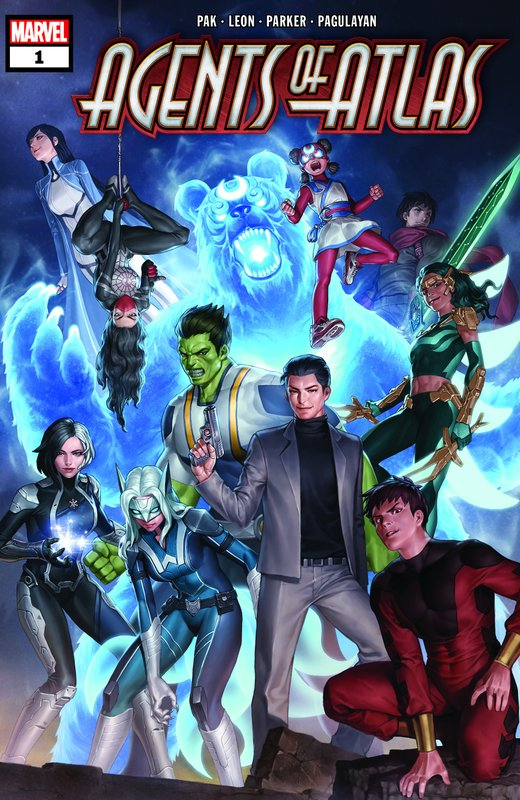 Asian and Asian American heroes to power new Marvel comics series