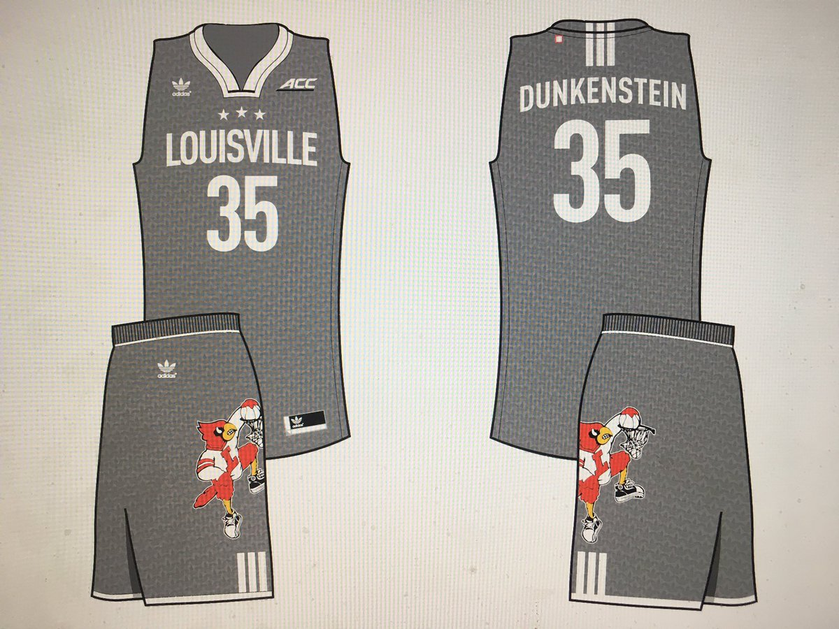Going thru an old HD and ran into these concepts that I wanted to do at UofL. I always thought @adidasoriginals and UofL were meant for one another.