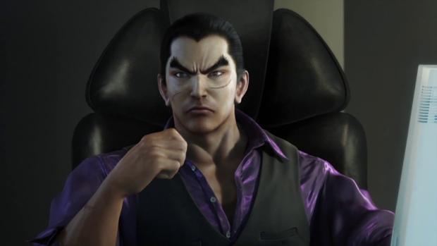 Fell in love with Kazama Kazuya in Tekken 1 and then he just kept getting cooler, hotter, and older ;) #1stVideoGameCrush <br>http://pic.twitter.com/nPn4j4gCaR