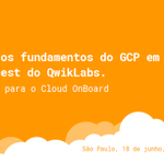 Image for the Tweet beginning: Está chegando o #CloudOnBoard 2019!