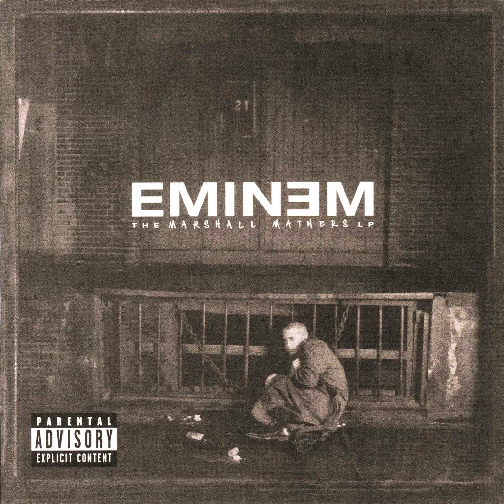 Today in #HipHopHistory: The #MarshallMathersLP is the 3rd studio album by #Eminem, released May 23, #2000 by #Aftermath and #Interscope. It became the fastest-selling album by any solo artist in American history at that time, and won a Grammy for Best Rap Album. #classichiphop <br>http://pic.twitter.com/aZTu1JCbev