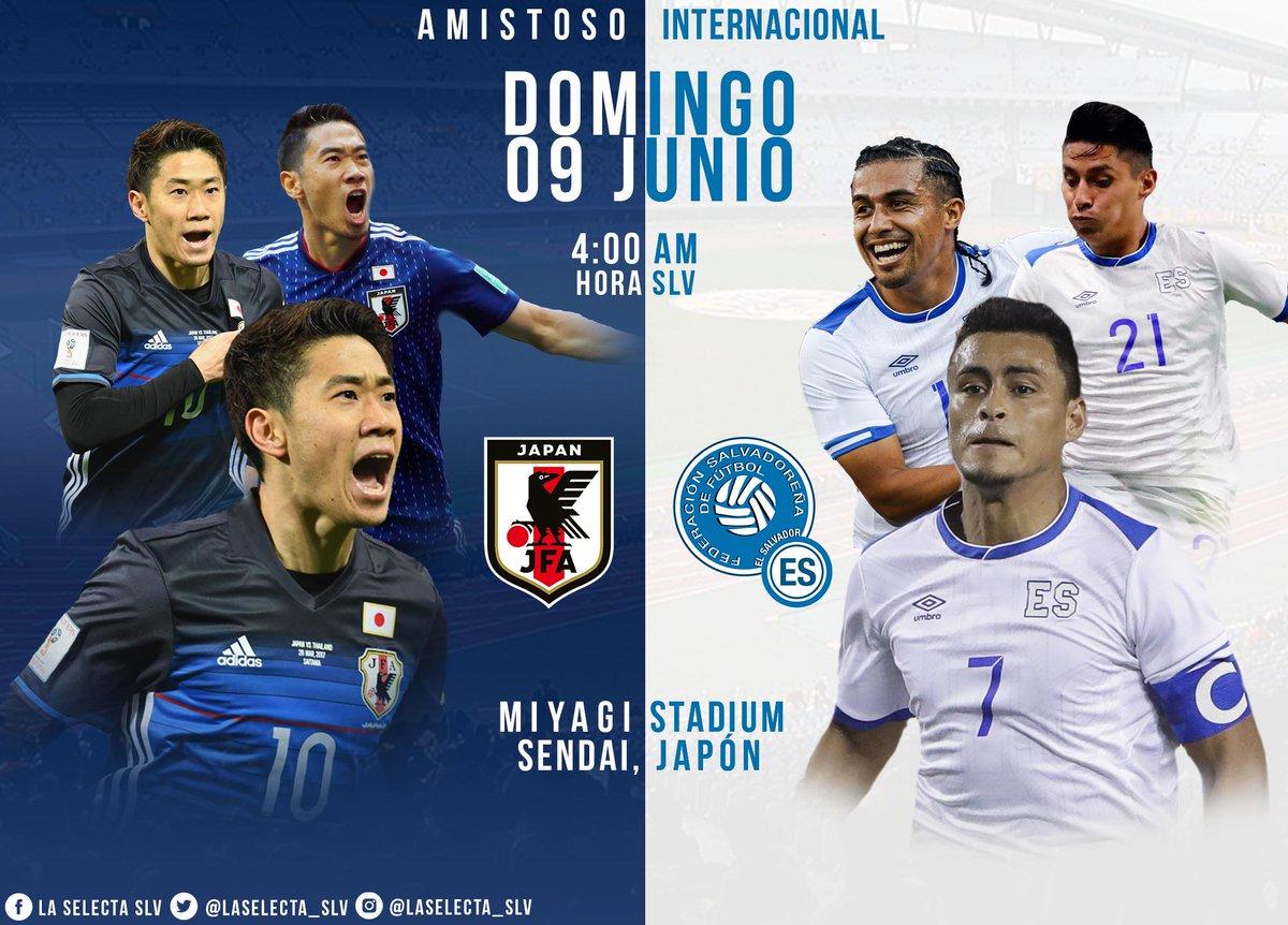 Juego amistoso contra  Japon el domingo 9 de junio del 2019. D7RLaq3W0AENYTb