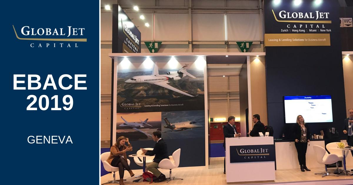 EBACE 2019 in Geneva wrapped up today. The Global Jet Capital team was honored to be a part of this informative and innovative business aviation event. #ebace2019 #ebace #bizav