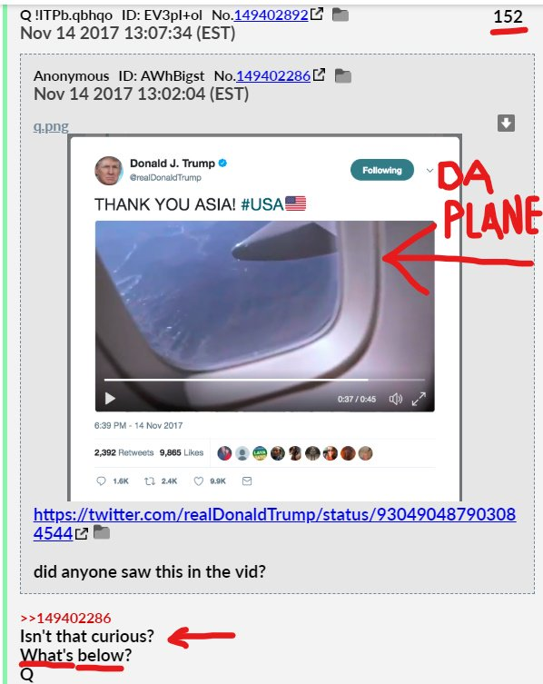 Q DROP - 152 - MIRROR OF 853 (in the PART TWO VIDEO)💥💥👇👇  Also, remember, we had people DISPUTING it was CAROLYN in the PART TWO VIDEO....and we talked about a potential COVER = MIRROR and/or PHOTOSHOPPED pic....👊👊👇  WHAT R THE ODDS⁉️⁉️