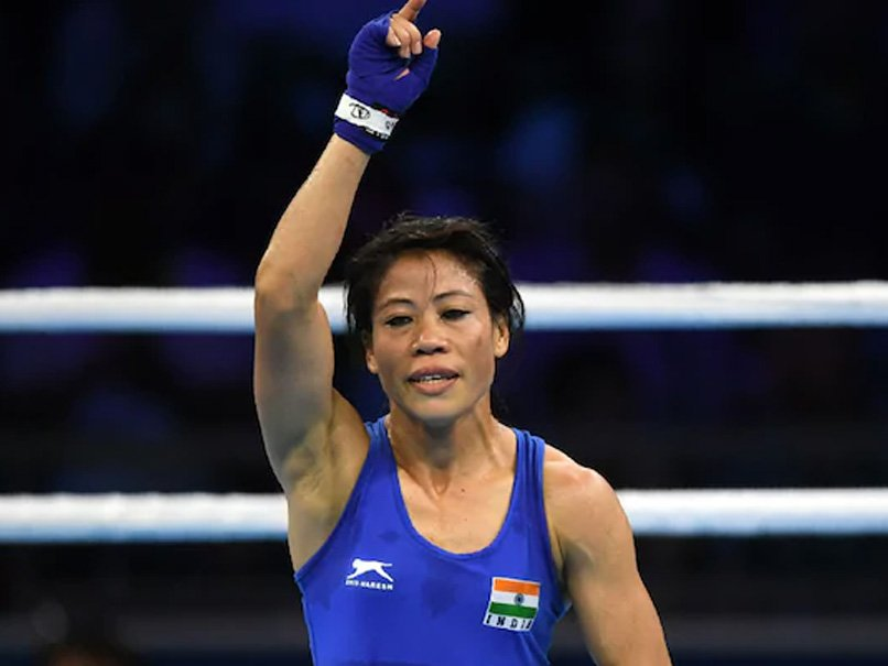 #MaryKom enters final, all-Indian final in 7 men's categories  #IndiaOpenBoxing  Read: https://bit.ly/30EMgiP