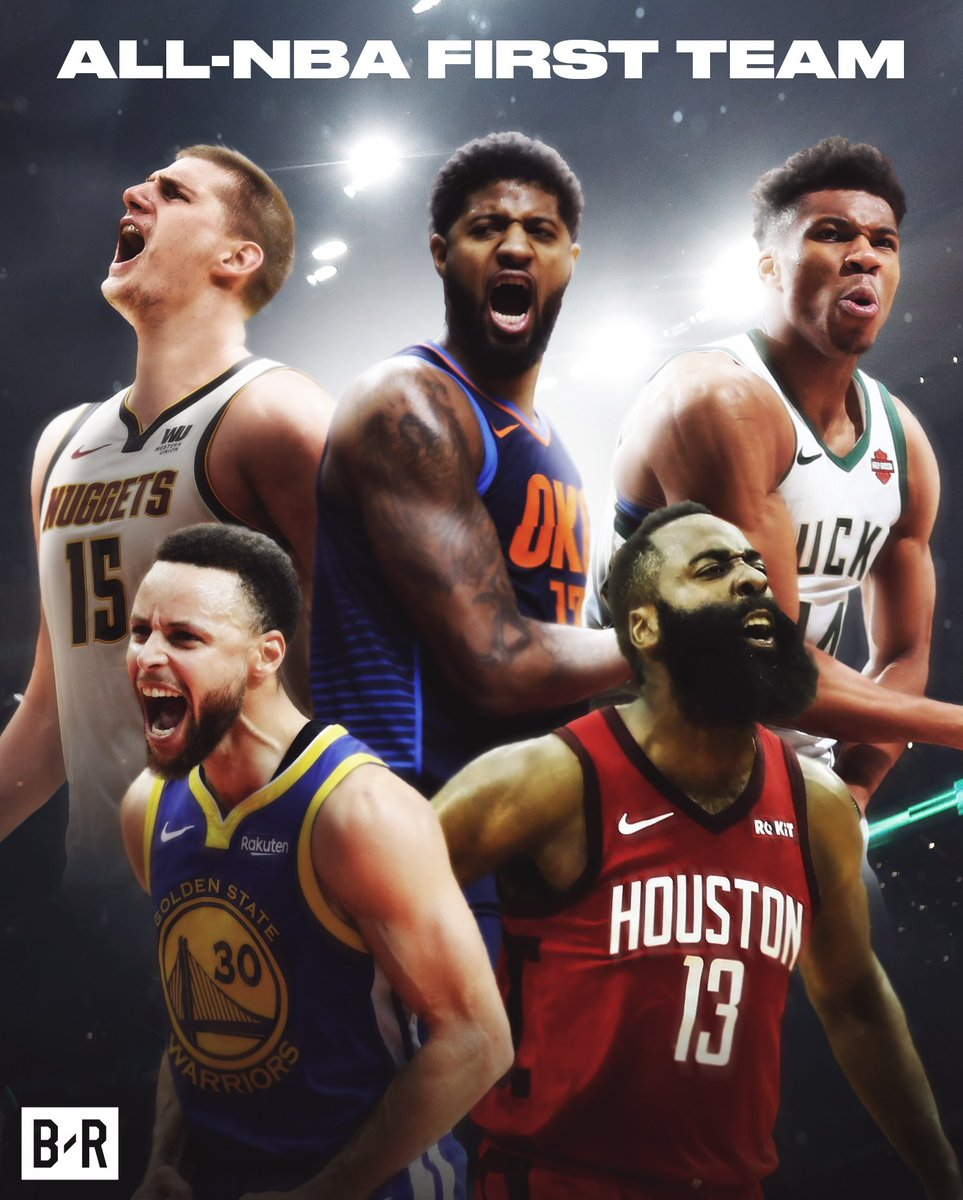 The league's best of 2018-19