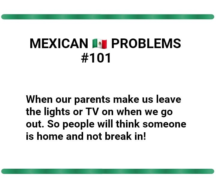 Every time  . . #mexicanproblems #mexicansproblemas #mexicanbelikepic.twitter.com/4xejPXG8IP