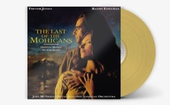 Last of mohicans soundtrack