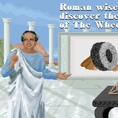 We better research aqueducts soon because our people are thirsty. #1stVideoGameCrush <br>http://pic.twitter.com/IkiVCyq3hK