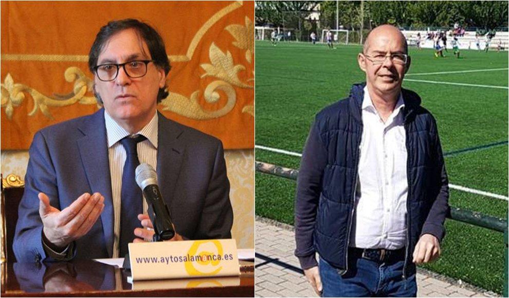 🗣 El alcalde de Salamanca responde al candidato de @CsValladolid (@martinjfernande) que no se dejará comer la tostada con el español bit.ly/2HKoQjm
