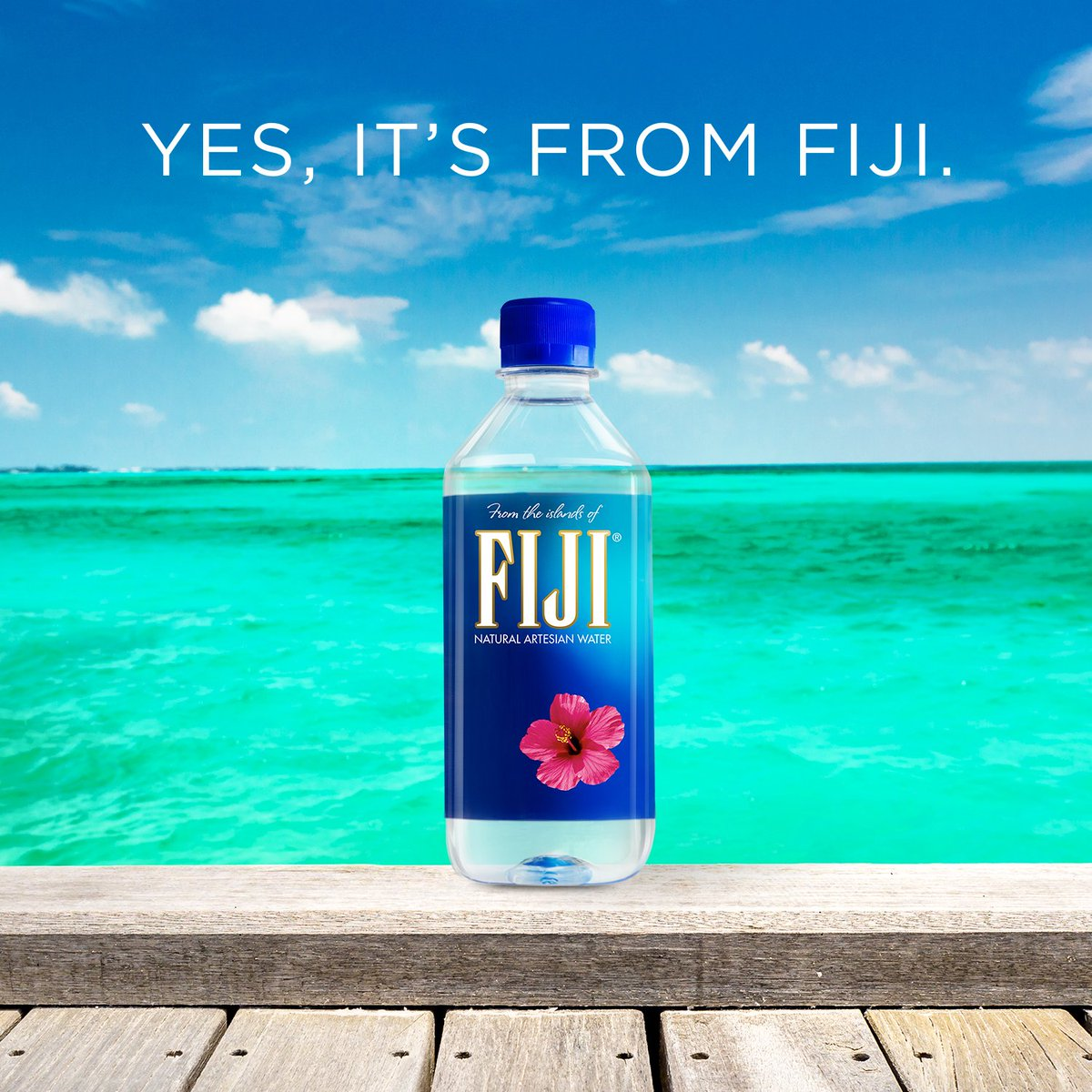 Fiji Water On Twitter It S Right There In The Name Fiji