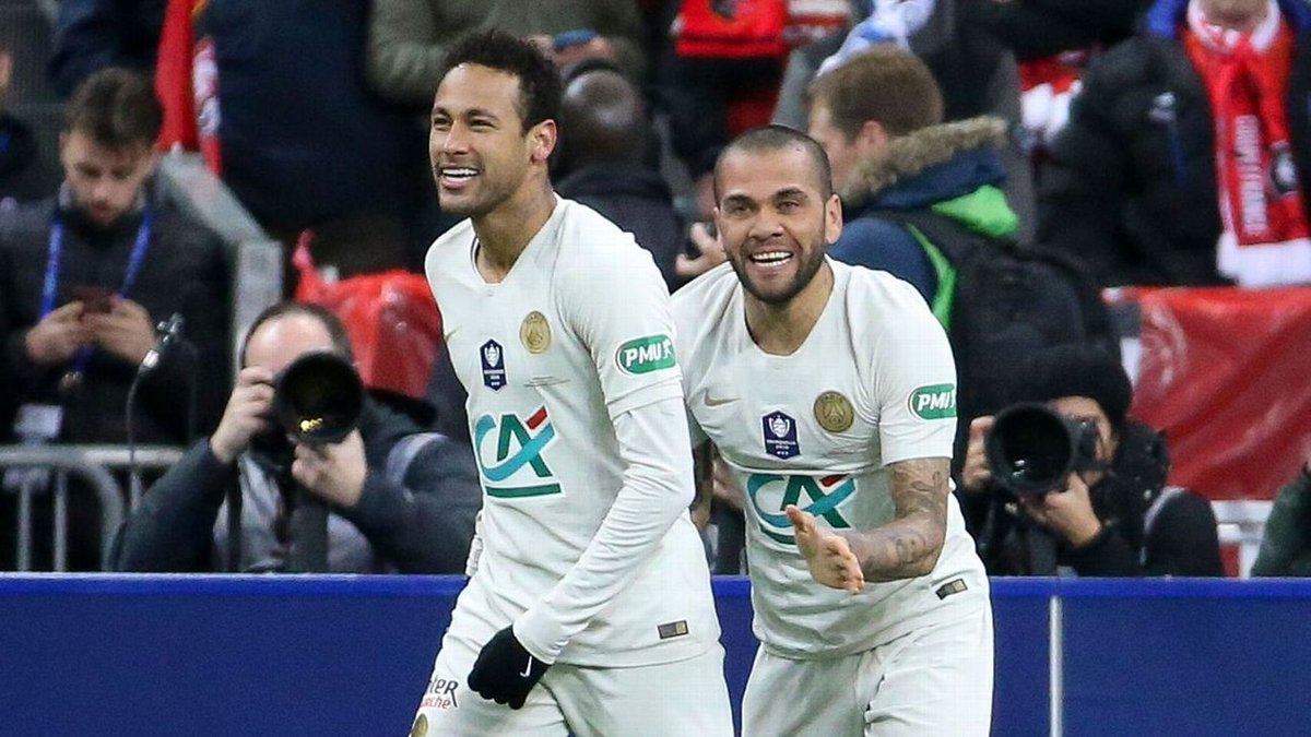 "Alves: ""¿Jugarme una cena a que Neymar se queda?, ¿nos jugamos la Torre Eiffel?"" https://www.elespanol.com/elbernabeu/futbol/20190523/dani-alves-jugarme-neymar-jugamos-torre-eiffel/400710992_0.html?utm_source=twitter&utm_medium=SOCIAL&utm_campaign=bernabeu…"