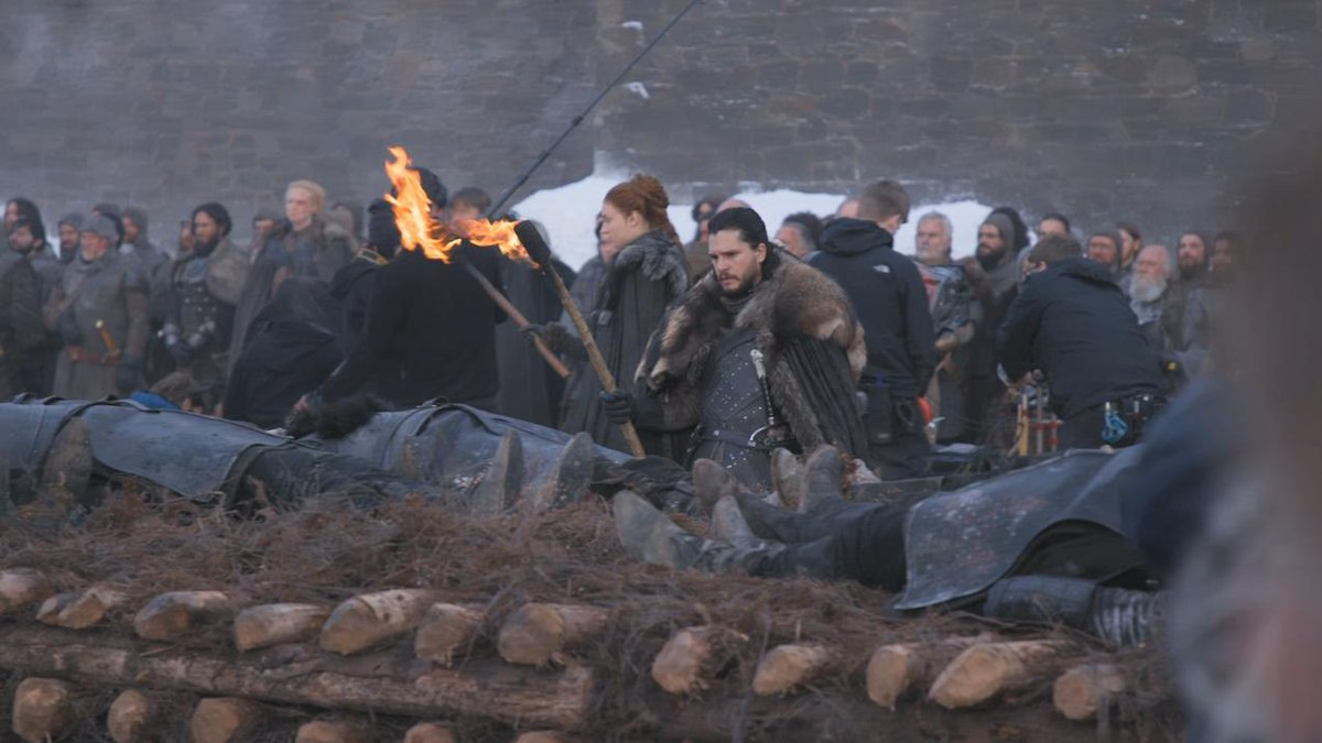 Game of Thrones's photo on The Last Watch