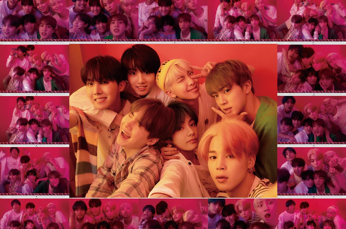 .@BTS_twt becomes the first group to spend 5 weeks at No. 1 on the #Artist100 chart  https:// blbrd.cm/qqfSyp  &nbsp;  <br>http://pic.twitter.com/N6vLw59DlN