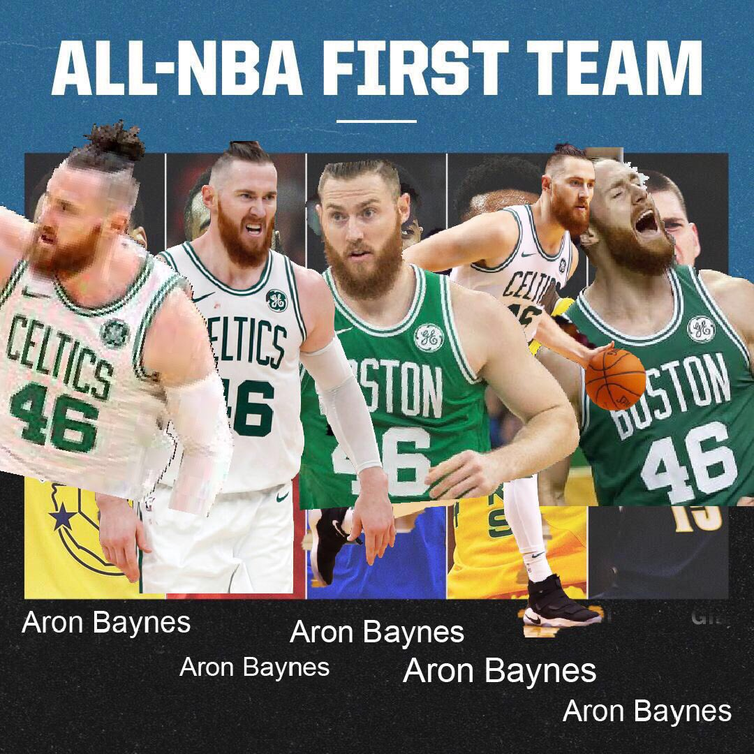 All-NBA First Team 2020. You heard it here first.<br>http://pic.twitter.com/2GNx245Vye