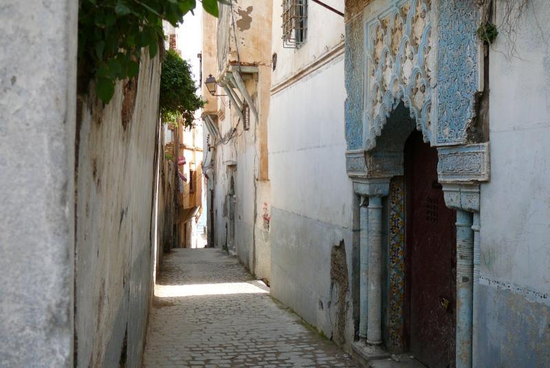 La Casbah d'Alger, Fondée au Xe siècle par la dynastie Berbère des Zirides