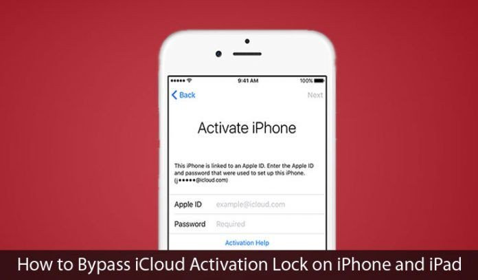Remove Icloud Activation Lock Without Password 2019