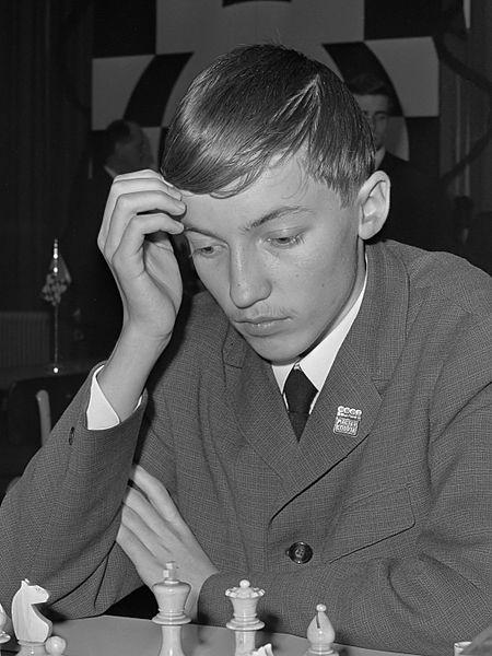 Happy Birthday to Anatoly Karpov (Photo: Nationaal Archief