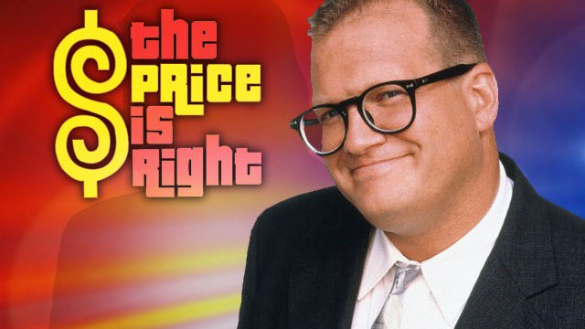 """TODAY is \""""Price is Right\"""" host Drew Carey\s 61st birthday!  Happy birthday Drew!     -(Photo from MGN)-"""