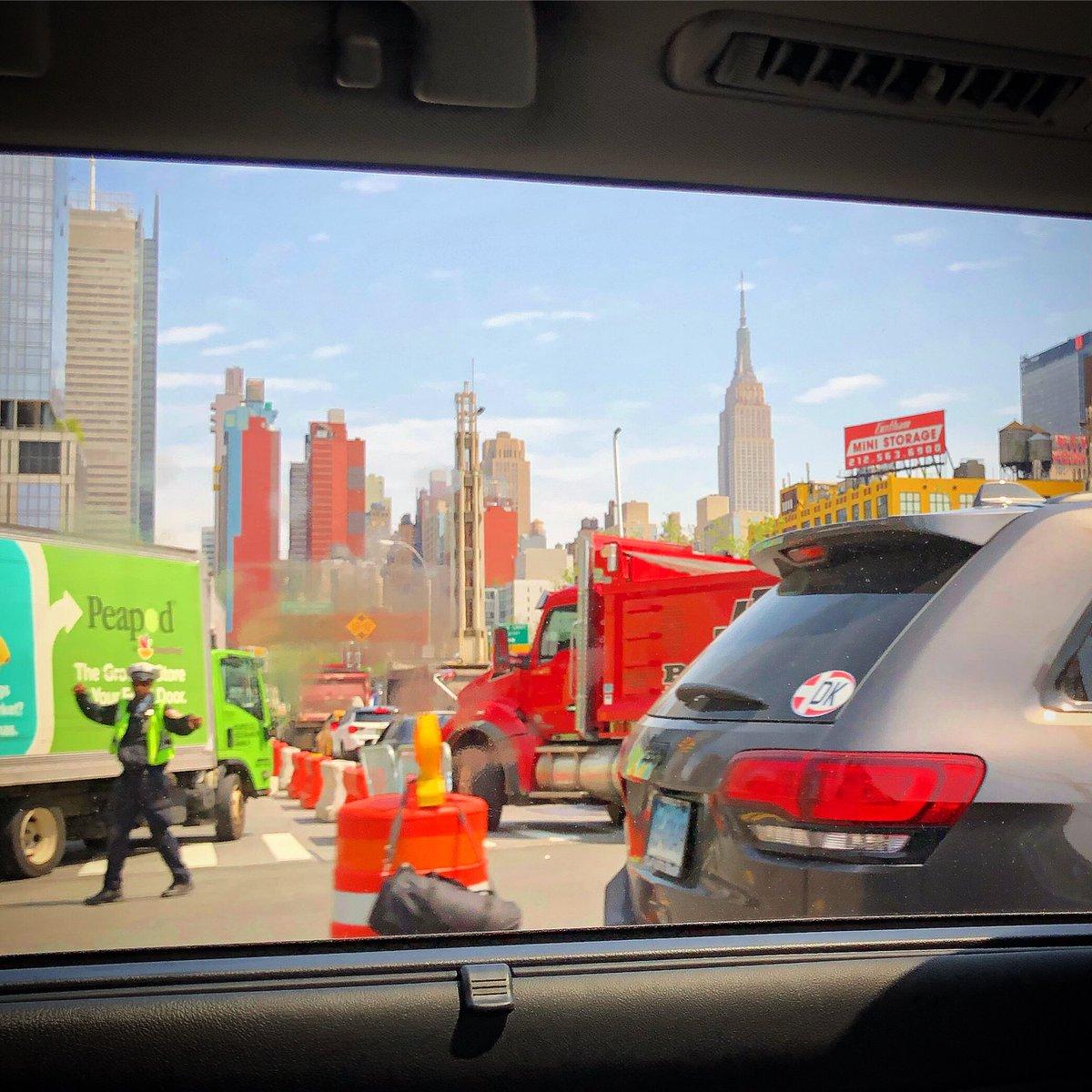 City life #nyc #EmpireStateBuilding