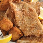 Image for the Tweet beginning: #OnlyLouisiana fish fry for #MemorialDay?